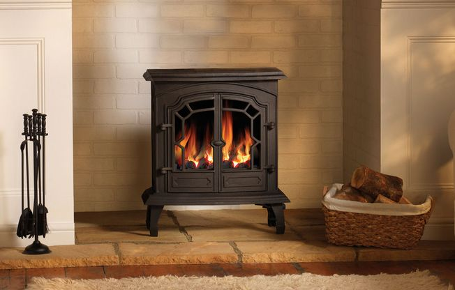 BROSELEY 'LINCOLN' GAS STOVE - 3.9 KW