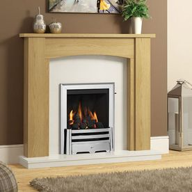 "BE MODERN AMBLETON 44""/48"" TIMBER SURROUND"
