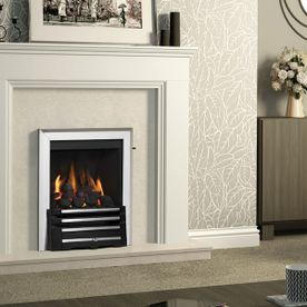 "BE MODERN WESTERDALE 48"" TIMBER SURROUND"