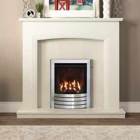"BE MODERN ELLONBY 50"" TIMBER SURROUND"