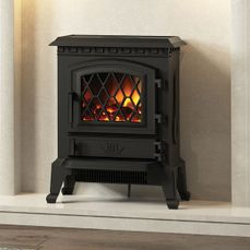 BROSELEY 'YORK' ELECTRIC STOVE (1-2 kW)
