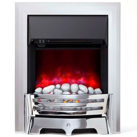 "BE MODERN ""THE MAYFAIR"" INSET ELECTRIC FIRE"