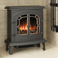 BROSELEY 'LINCOLN' ELECTRIC STOVE (1-2 kW)