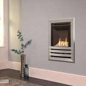 FLAVEL WINDSOR CONTEMPORARY HE WALL-MOUNTED GAS FIRE