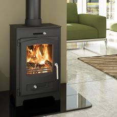 BROSELEY 'HESTIA' WOODBURNING STOVE
