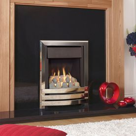 FLAVEL WINDSOR CONTEMPORARY PLUS HEARTH-MOUNTED GAS FIRE