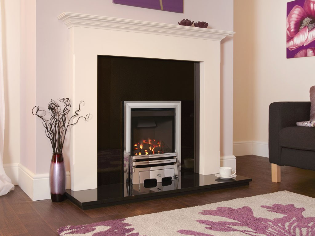 FLAVEL CALIBRE BALANCED-FLUE GAS FIRE