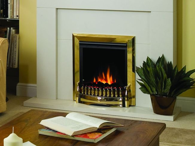 DIMPLEX EXBURY OPTIFLAME ELECTRIC INSET FIRE