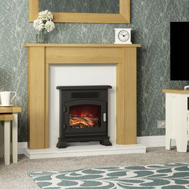 "BE MODERN HAINSWORTH 44""/48"" TIMBER SURROUND"