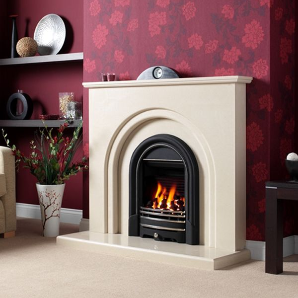 BE MODERN ABBEY SLIMLINE/DEEPLINE INSET GAS FIRE