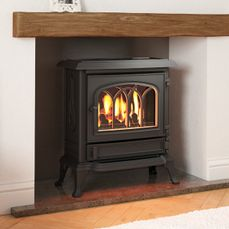 BROSELEY 'CANTERBURY' GAS STOVE - 3.9 KW