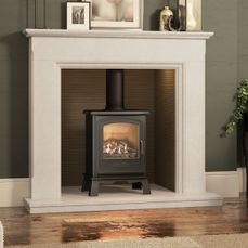 BROSELEY 'HEREFORD' GAS STOVE