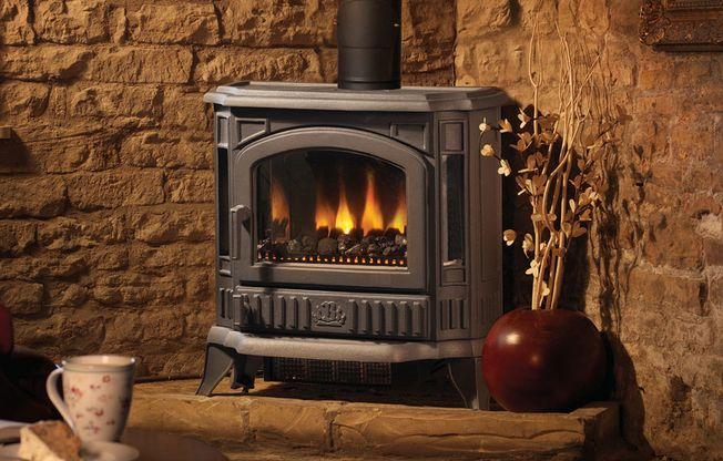 BROSELEY 'WINCHESTER' ELECTRIC STOVE (1-2 kW)