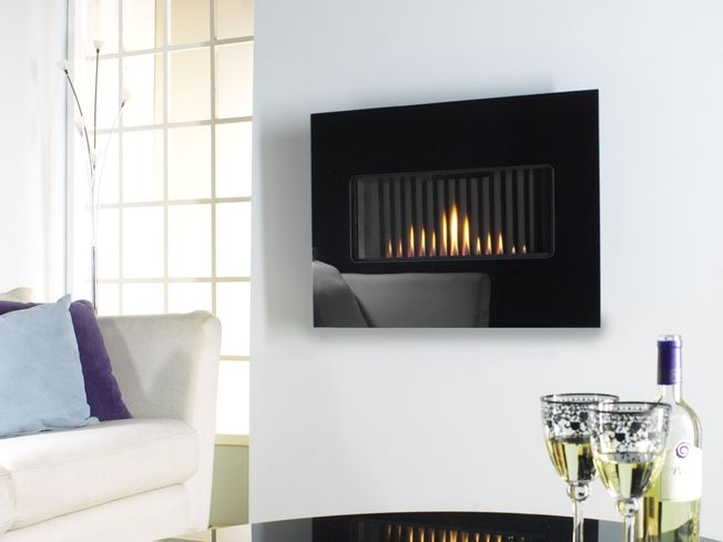 FLAVEL KAMINA HANG-ON-THE-WALL GAS FIRE