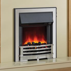 "BE MODERN ""THE ASPEN"" INSET ELECTRIC FIRE"