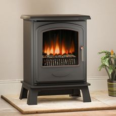 BROSELEY 'HEREFORD' ELECTRIC STOVE (1-2 kW)