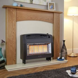 FLAVEL STRATA OUTSET GAS FIRE
