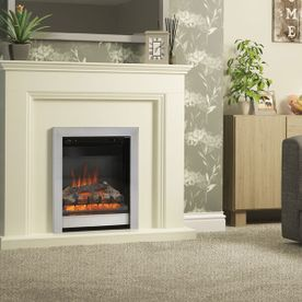 "BE MODERN WESTCROFT 48"" ELECTRIC FIREPLACE SUITE"