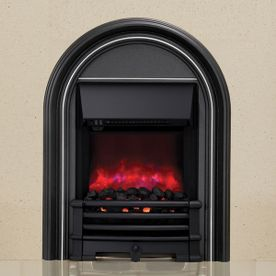 "BE MODERN ""THE ABBEY"" INSET ELECTRIC FIRE"