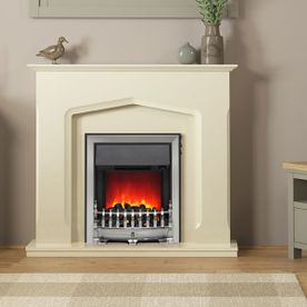 "BE MODERN BRAMWELL 45"" ELECTRIC FIREPLACE SUITE"