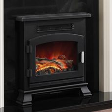 "BE MODERN ""THE BANBURY"" INSET ELECTRIC STOVE"