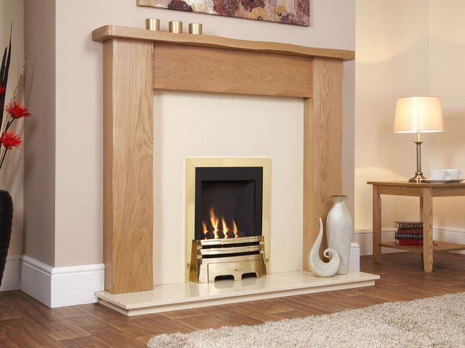 FLAVEL WINDSOR CLASSIC SLIMLINE INSET GAS FIRE